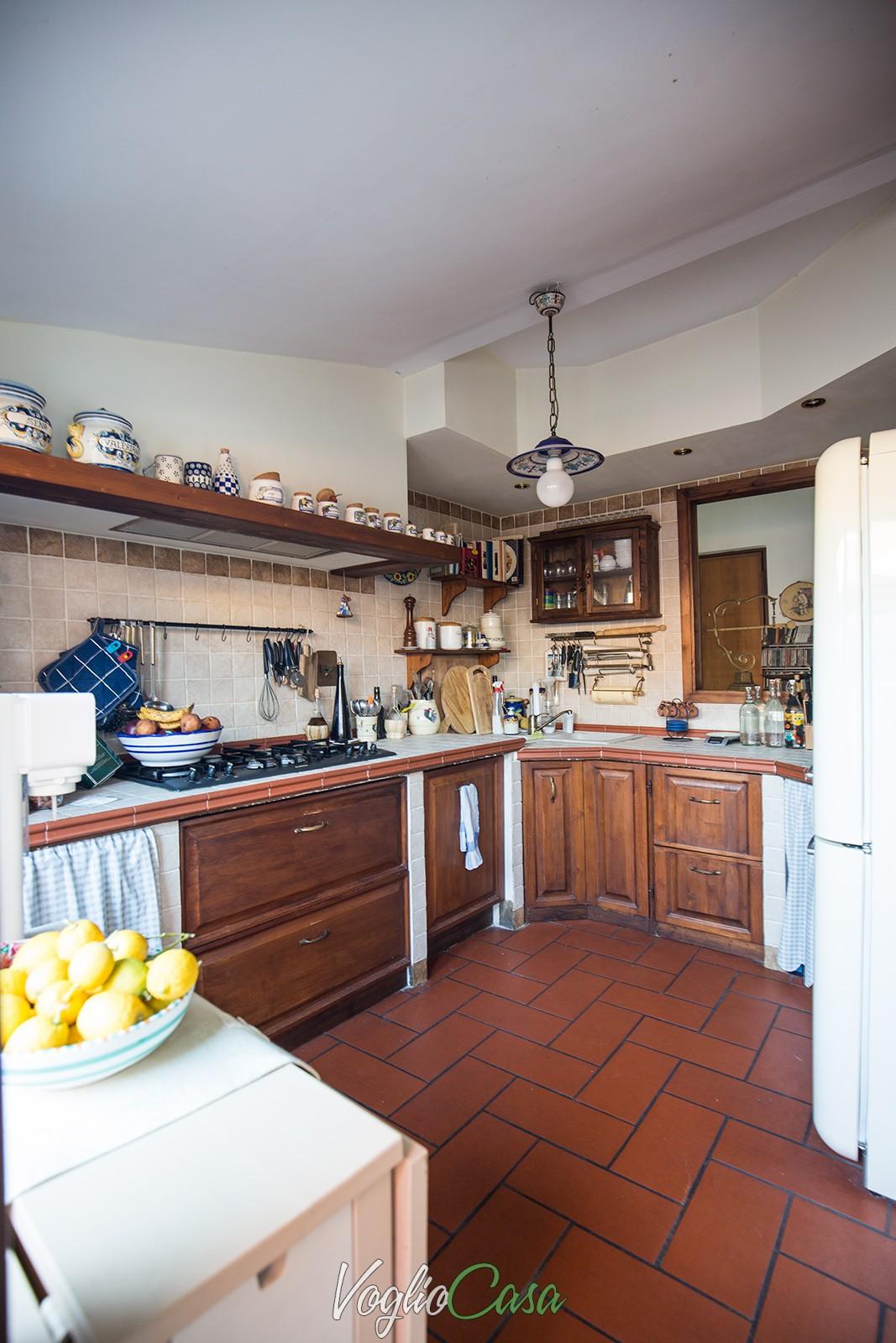 Porta al Prato – 7 vani su due livelli con terrazza a tasca e ...