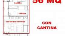 Coverciano – 3 Vani ristrutturato con cantina