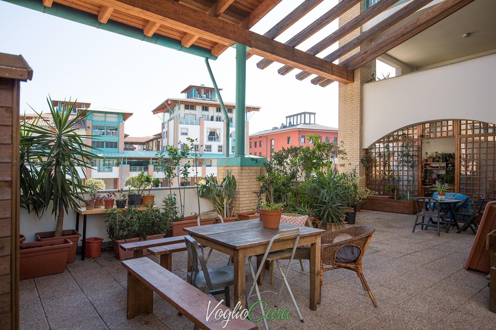 San Donato – 5 vani con terrazza di 150 mq e box auto