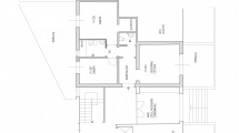 San Jacopino, 3,5 vani con due terrazze abitabili